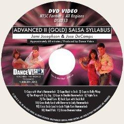 Salsa (Gold) Syllabus