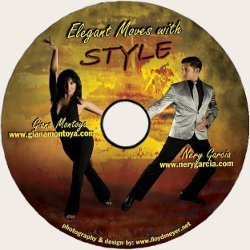 Elegant Moves with Style DVD (EXCP Bronze)