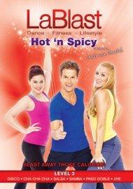 """LaBlast Level 3 DVD """"Hot 'n Spicy"""""""