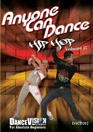Anyone Can Dance Hip Hop Vol II
