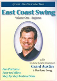 East Coast Swing, Vol. 1 - Beginner