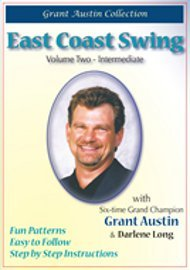 East Coast Swing, Vol. 2 - Intermediate
