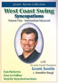 West Coast Swing Syncopations, Vol. 1 - Int./Adv.