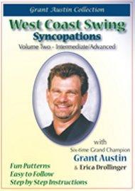 West Coast Swing Syncopations, Vol. 2 - Int./Adv.