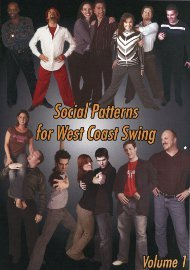 Social Patterns for West Coast Swing, Volume 1