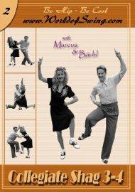 World of Swing DVD #2 - Collegiate Shag 3-4