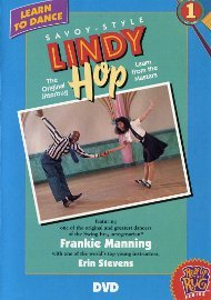 Lindy Hop with Frankie Manning - Beginners