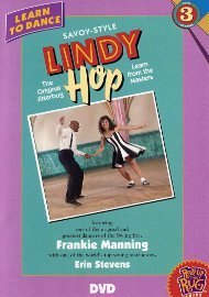 Lindy Hop with Frankie Manning - Advanced
