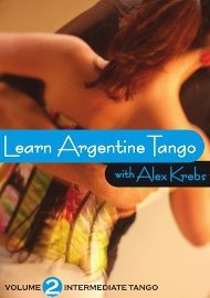 Argentine Tango - Vol. 2: Intermediate (Alex Krebs)