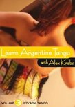 Argentine Tango - Vol. 3: Int./Adv. (Alex Krebs)