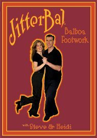 JitterBal: Balboa Footwork