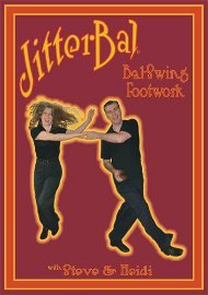 JitterBal: Bal-Swing Footwork