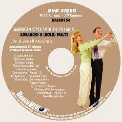 Waltz (Gold) American Style Smooth Syllabus
