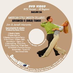Tango (Gold) American Style Smooth Syllabus