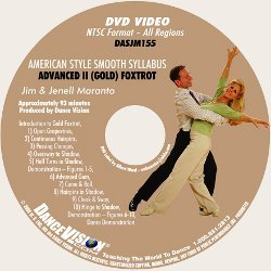 Foxtrot (Gold) American Style Smooth Syllabus