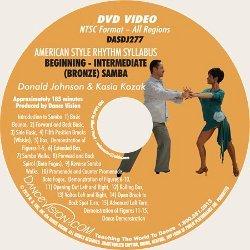 Samba (Bronze) American Style Rhythm Syllabus
