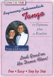 Dance Lovers: Tango Beginning/Intermediate