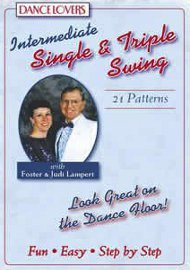 Dance Lovers: Swing Intermediate