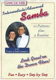 Dance Lovers: Samba Intermediate & Advanced