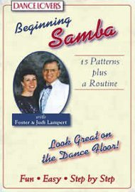 Dance Lovers: Samba Beginning