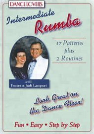 Dance Lovers: Rumba Intermediate
