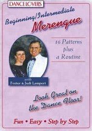Dance Lovers: Merengue Beginning/Intermediate