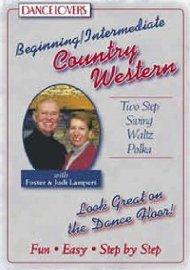 Country Western: Two-Step, Swing, Waltz & Polka