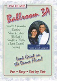 Dance Lovers: Level 3A Ballroom Course