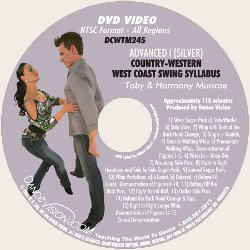 Country-Western West Coast Swing (Silver) *EXCP Bronze