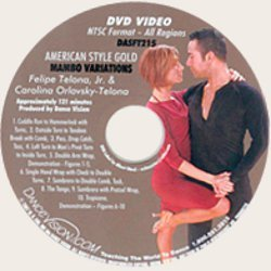 Mambo Variations (Gold) *EXCP Bronze*